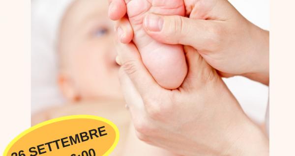Baby Massage 26 SETTEMBRE 2018