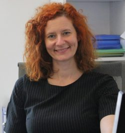 Francesca Bonani - Presidente Cooperativa Viridiana